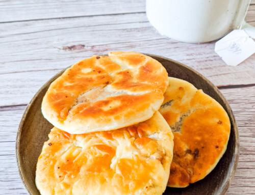 Hotteok / Pancake coréen à la canelle / 호떡