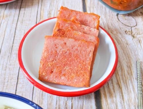 Le Spam, la viande en conserve ultra populaire en Corée