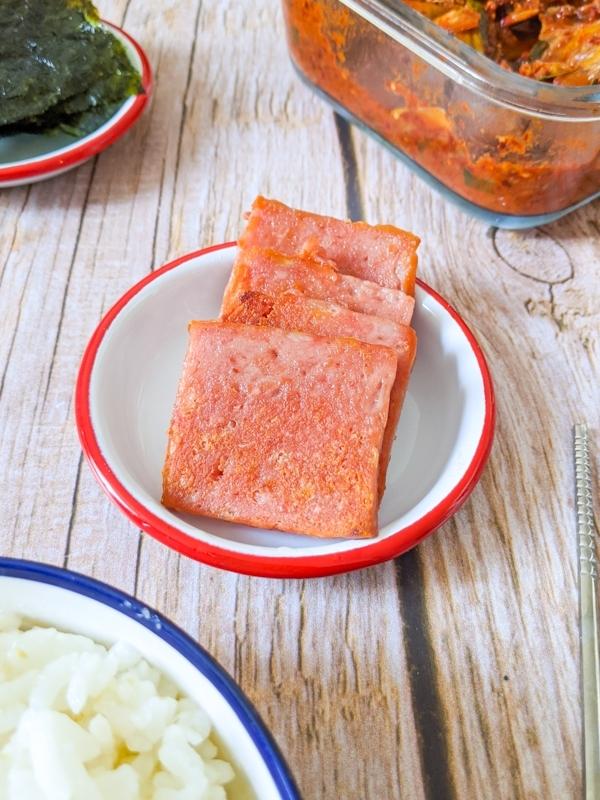 Le Spam, la viande en conserve ultra populaire en Corée - Yun's